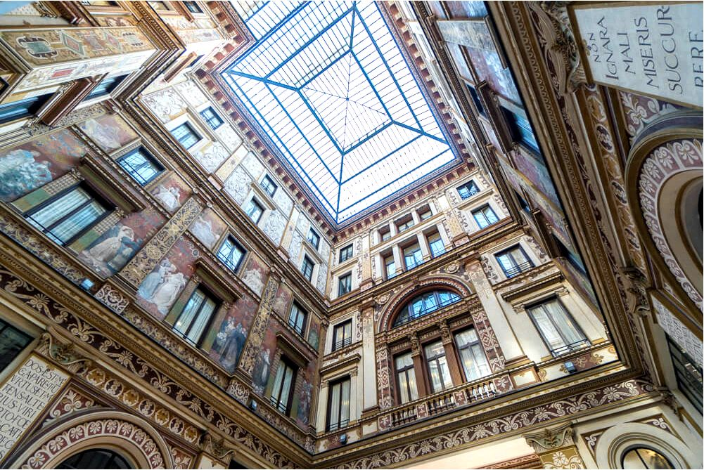 Galleria Sciarra - one of the lesser known things to do in Rome in 2 days