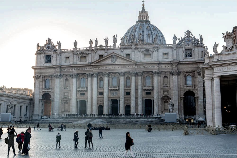 St. Peter's Basilica, Vatican City - an essential inclusion on our 2 days in Rome itinerary